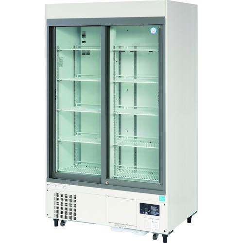 【直送品】福島工業 薬用冷蔵ショーケース FMS-800GH