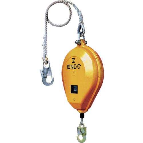 【直送品】ENDO セルフロック SL-17H 120kg 17m SL-17H