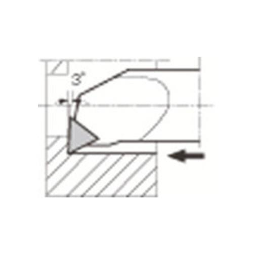 京セラ 内径加工用ホルダ S20Q-CTUPR11-27