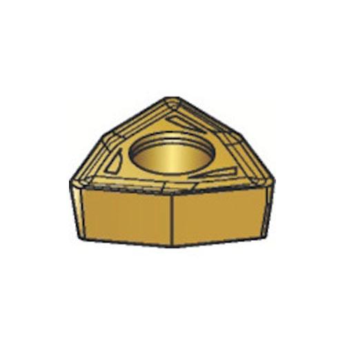 サンドビック コロマントUドリル用チップ 1020 10個 WCMX 05 03 04R-WM:1020