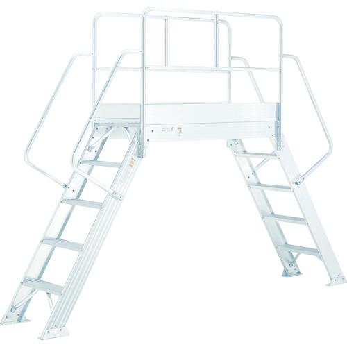 【直送品】ピカ 渡り足場DWB型 高さ1.5m 天場長さ1m DWB-1510
