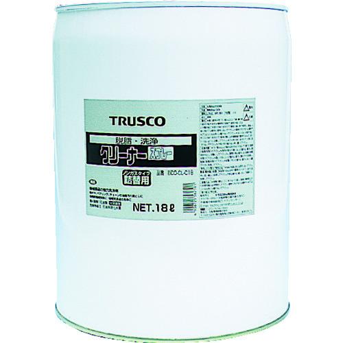 【直送品】TRUSCO αクリーナー 18L ECO-CL-C18