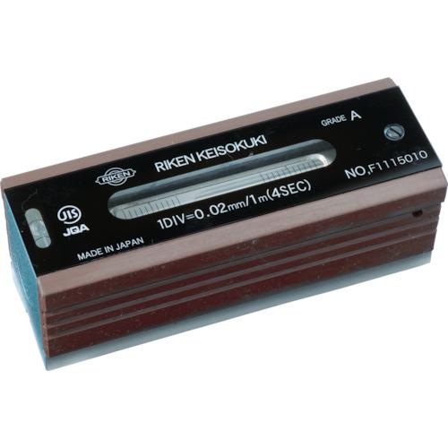 TRUSCO 平形精密水準器 A級 寸法200 感度0.05 TFL-A2005
