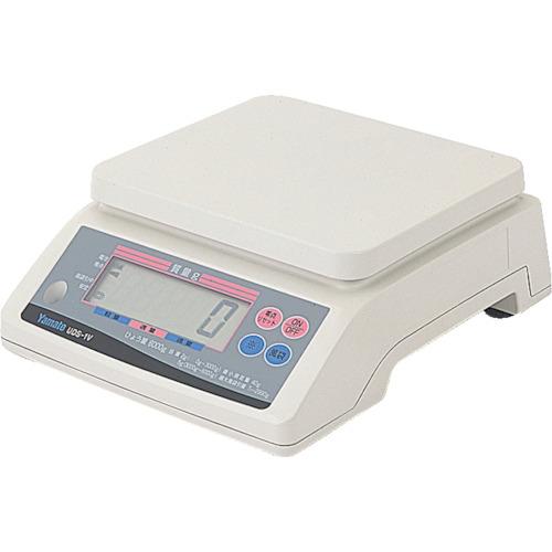 【直送品】ヤマト デジタル式上皿自動はかり UDS-1V 6kg UDS-1V-6