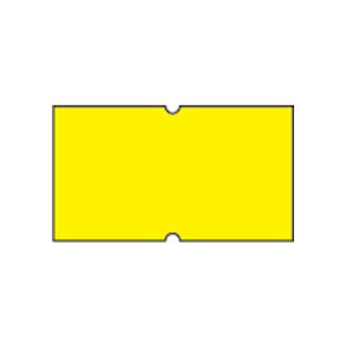 SATO SP用ラベル黄ベタ(強粘) (100巻入) 219998122