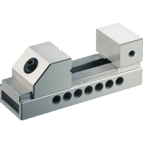TRUSCO 精密バイス 50mm クイックシフト機能付 TVB-50