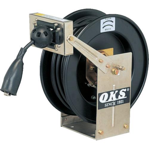 OKS アースリール スプリング式 5.5×1 20mケーブル付 ERD-A2