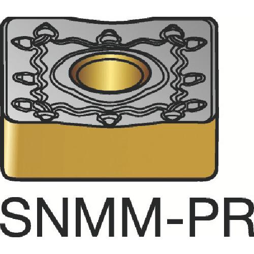 サンドビック T-Max P 旋削用ネガ・チップ 4235 10個 SNMM190612-PR:4235