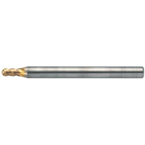 ユニオンツール 超硬エンドミル ボール R6×刃長18 HFB 4120-1800