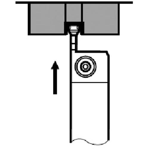 タンガロイ 外径用TACバイト CGSSR1616-20