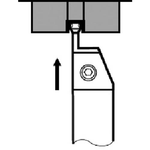 タンガロイ 外径用TACバイト CGWSR1616-W30