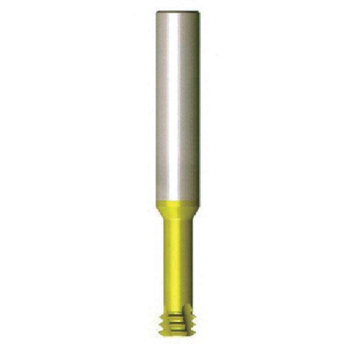 NOGA ハードカットミニミルスレッド 呼び寸法M1.6 ピッチ0.35 H03012C5 0.35ISO