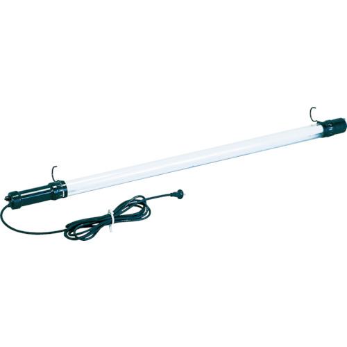 【個別送料1000円】【直送品】ハタヤ 防雨型フローレンライト 40W蛍光灯付 電線10m FXW-10