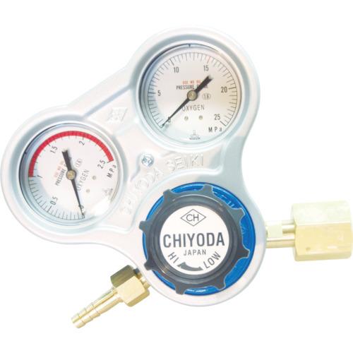 千代田 酸素用調整器スタウト(関東式) SRO-E