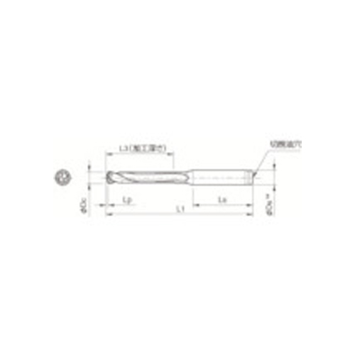 京セラ ドリル用ホルダ SS20-DRC190M-5