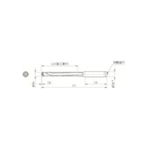 京セラ ドリル用ホルダ SS16-DRC140M-8