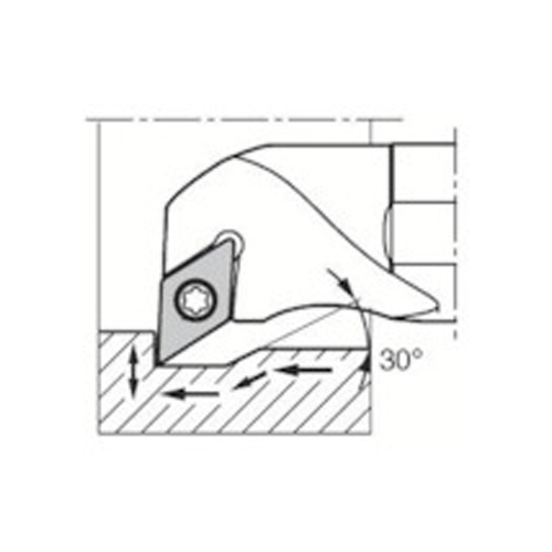 京セラ 内径加工用ホルダ S16Q-SDUCR07-14A
