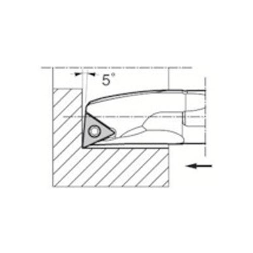 京セラ 内径加工用ホルダ S08X-STLCL09-10A