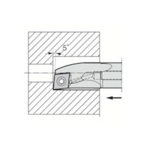 京セラ 内径加工用ホルダ S10H-SCLCR04-08AE