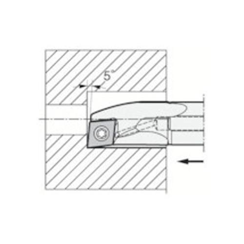 京セラ 内径加工用ホルダ A25S-SCLPL09-27AE