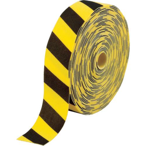 TRUSCO マジックバンド[[R下]]結束テープ両面幅50mm長さ15mトラ柄 MKT-50150-TR