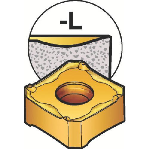 サンドビック コロミル345用チップ 3040 10個 345R-1305M-KL:3040