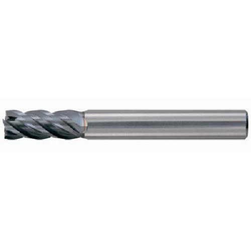 ユニオンツール 超硬エンドミル スクエア φ16×刃長24 CZS 4160-2400