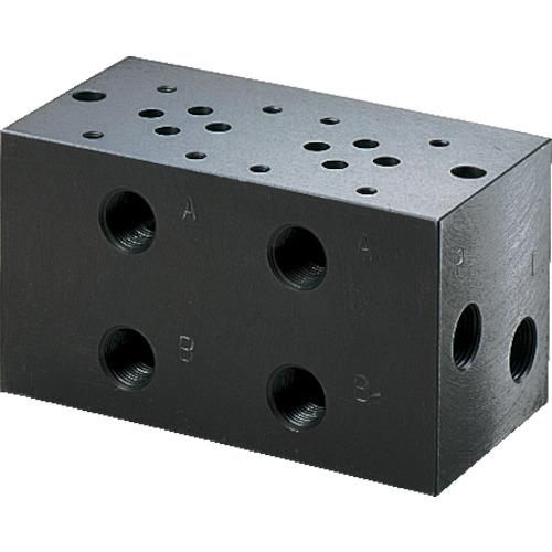 新作からSALEアイテム等お得な商品満載  マニホールドブロック ダイキン 配管接続口径Rc3/8 BT-202-50:KanamonoYaSan KYS-DIY・工具