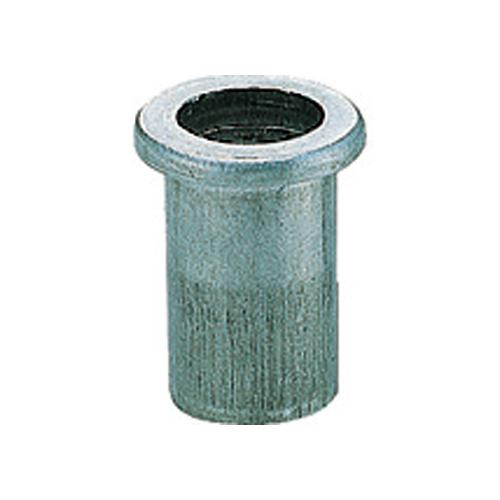 エビ ナット Dタイプ アルミニウム 8-4.0 (500個入) NAD840M