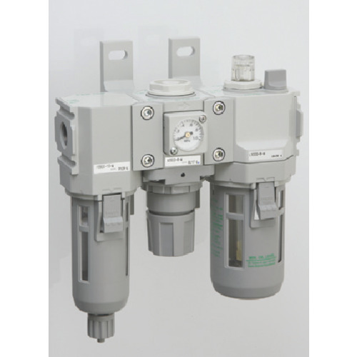 CKD モジュラータイプセレックスFRL 2000シリーズ C2000-10-W