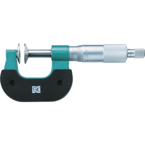 SK 直進式歯厚マイクロメータ MC200-25D