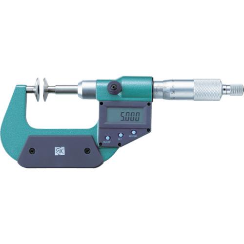SK デジタル直進式歯厚マイクロメータ MCD230-25D