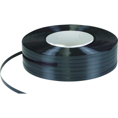 【直送品】ツカサ 重梱包エステルバンド メタルシール用 幅19×厚み0.4×長さ1100m 2巻 G-194