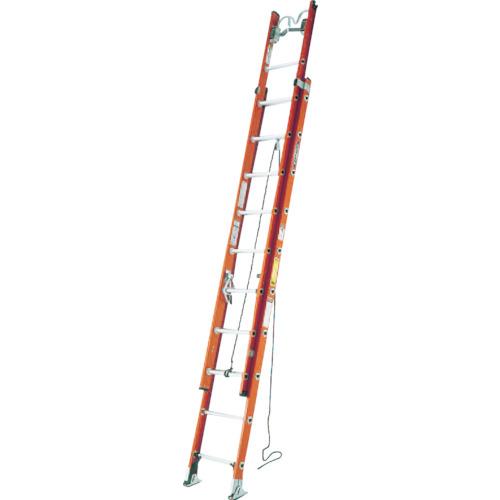【直送品】ピカ FRP製2連はしご グラッド 5.3m GLD-53WA