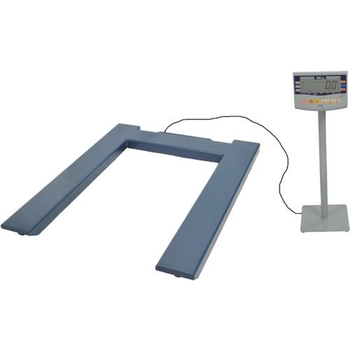 【直送品】ヤマト U形デジタル台はかり DP-6101U-1000(検定外品) DP-6101U-1000