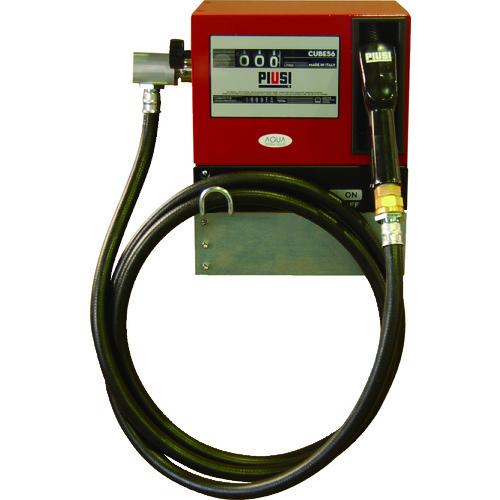 【個別送料1000円】【直送品】アクアシステム 壁掛け式電動計量ポンプ (灯油・軽油)100V CUBE-56K