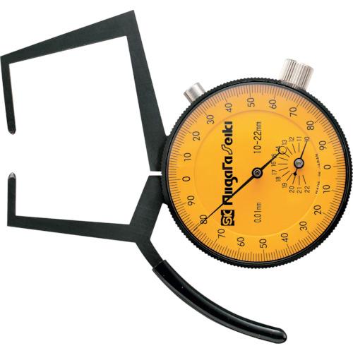 SK ダイヤルキャリパゲージ 測定範囲10~22mm 最小表示0.01mm AO-2