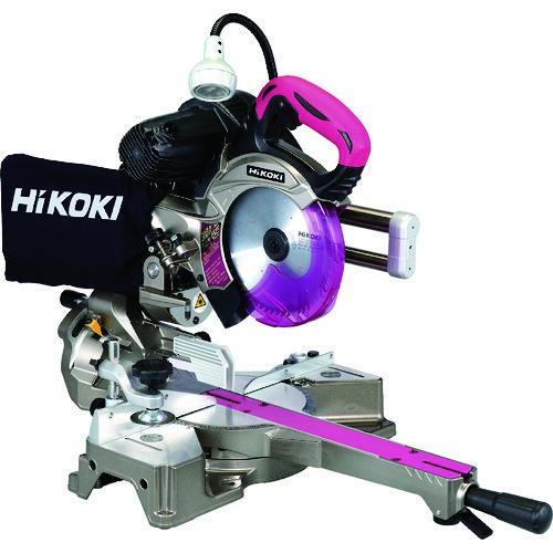 【個別送料1000円】【直送品】HiKOKI 卓上スライド丸のこ C6RSHC