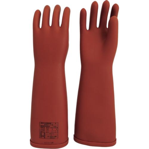 ワタベ 電気用ゴム手袋普通 型大 530