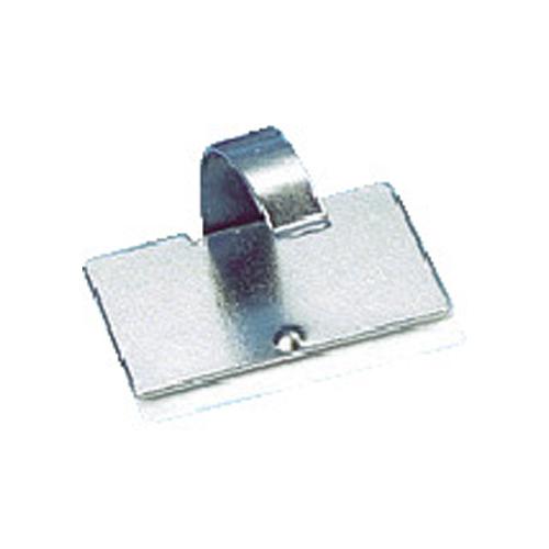 パンドウイット 固定具 VHB粘着テープ付きメタルコードクリップ (500個入) MACC25-AV-D