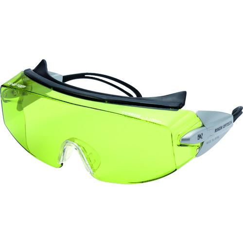 リケン レーザー用一眼型保護メガネ(YAG・ファイバー用)メガネ併用可 RS-80 YGEP