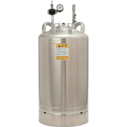 【直送品】扶桑 スプレー用品 ステンレス液用圧送タンクCT-N39型 39リットル CT-N39