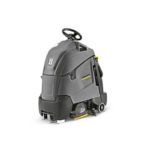 【直送品】ケルヒャー 業務用立ち乗り式床洗浄機 BR 55/40 RS BP