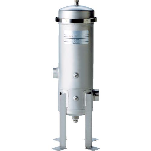 【直送品】AION フィルターハウジングH 3本用 0.49MPa 500mm 3HAW-5SR