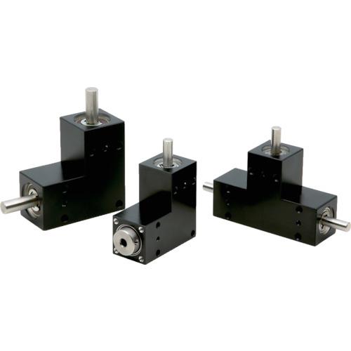 【運賃見積り】【直送品】KG BOX L形 減速比1 軸径8 BSB80L-001A