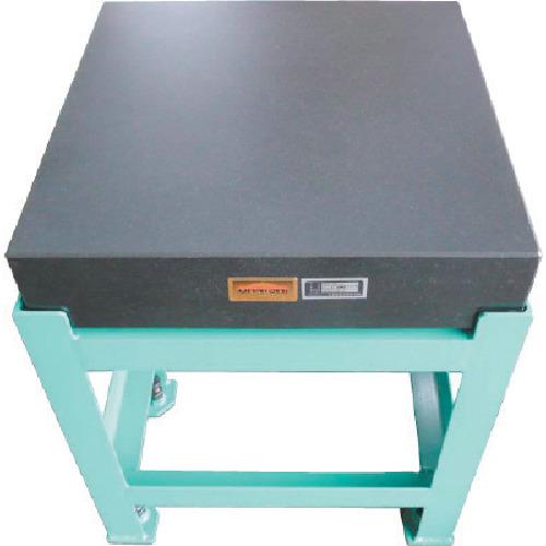 【運賃見積り】【直送品】OSS 精密石定盤 幅600×奥行900×高さ130mm 102-6090L00