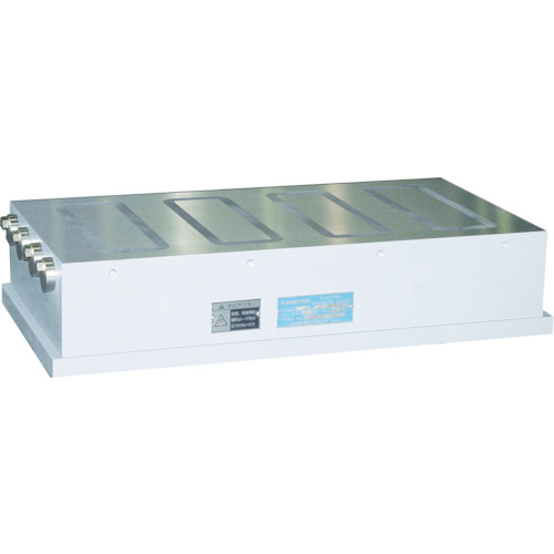 【直送品】カネテック 超強力形電磁チャック 410×820×110mm KETZ-4080B