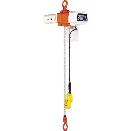 【運賃見積り】【直送品】キトー セレクト電気チェーンブロック2速 単相200V 60kg(ST)x3m EDX06ST