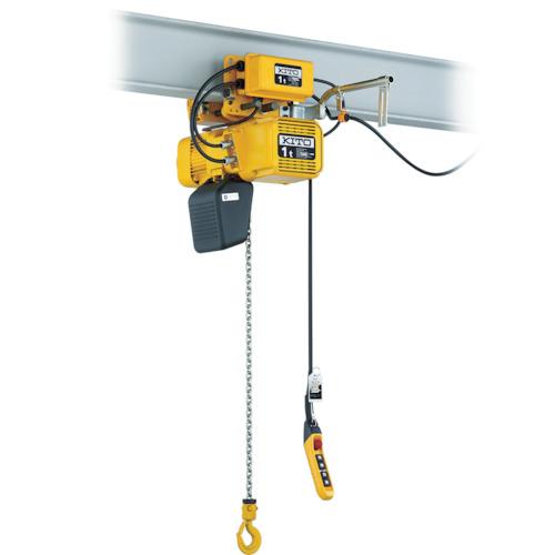 【運賃見積り】【直送品】キトー エクセル 電気チェーンブロック電気トロリ結合式1.5t(IS)x4m ER2M015IS-IS