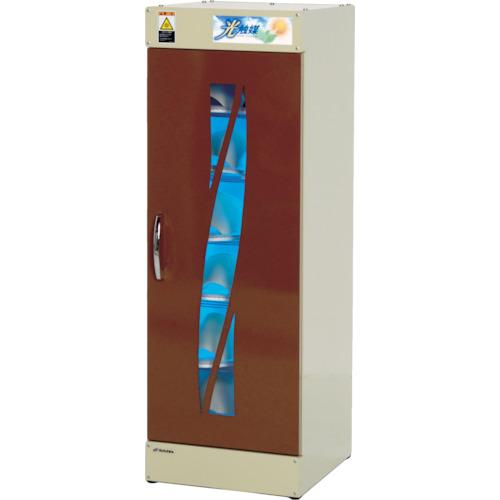 【運賃見積り】【直送品】コトヒラ 光触媒方式スリッパ殺菌ロッカー6足用 KE-SLM006H